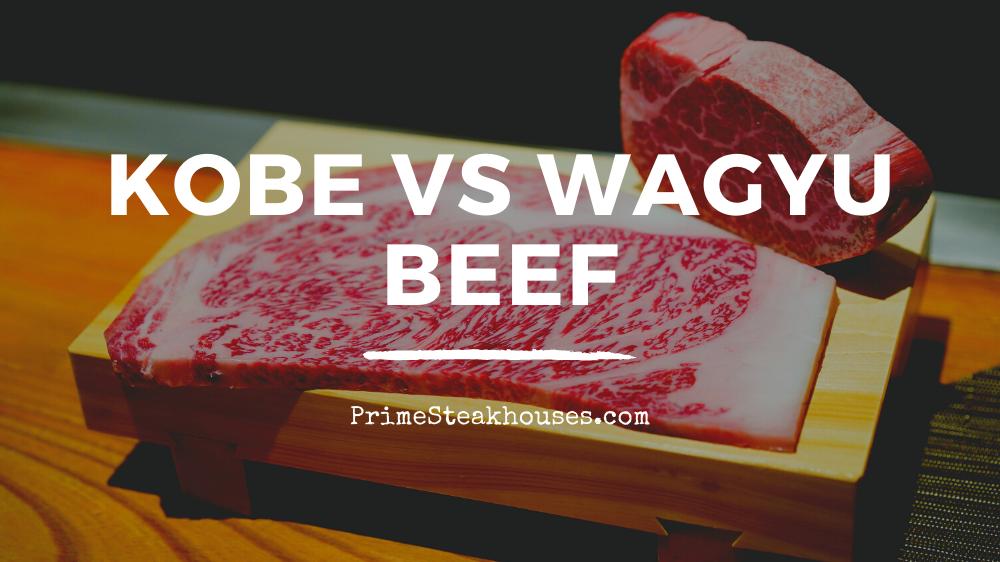 kobe vs wagyu beef